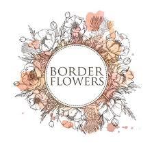 border flowers - Laura Grainger